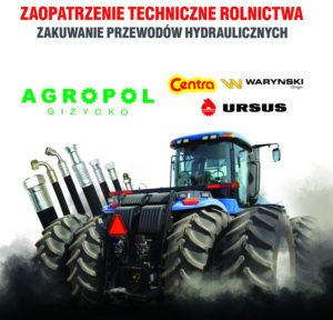 Sprzedaż części do maszyn rolniczych
